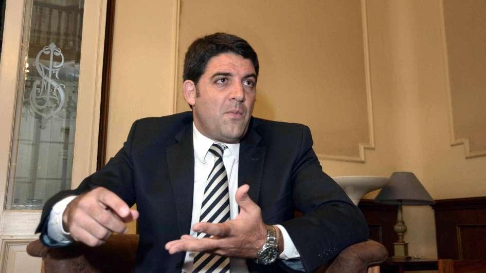 """Andrés Ramos: """"Buscamos desarrollar a través del deporte"""""""