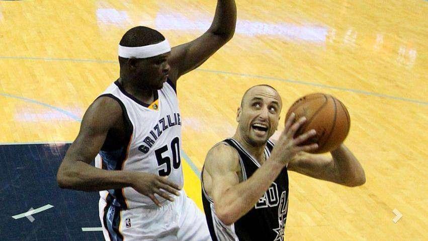Ginóbili llegó a los 200 partidos de playoffs pero no pudo festejar: cayeron los Spurs
