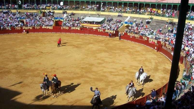 Jerez de la Frontera, la más española