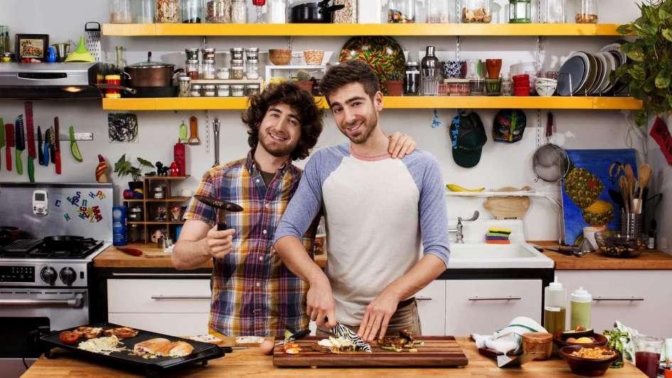 Green Eats! Delirio y cocina en primer plano