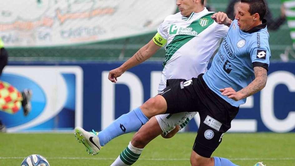 Banfield, Belgrano y un entretenido empate en el Sur