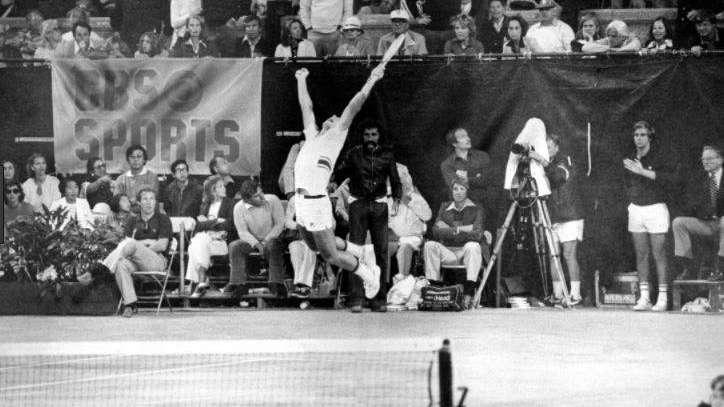 A 40 años de una hazaña: Guillermo Vilas ganó el Abierto de Estados Unidos