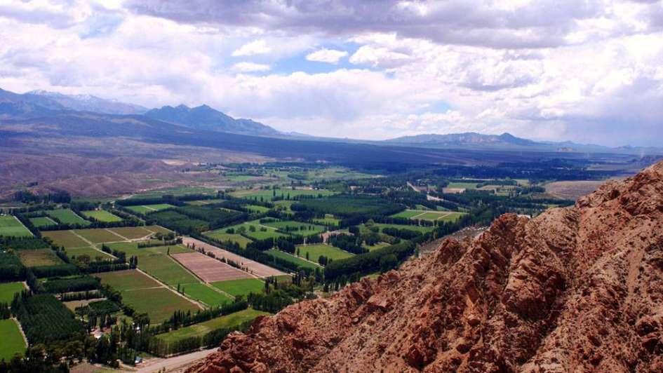 Fin de semana largo en Mendoza