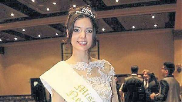 Salió Miss Mundo Neuquén y le quitaron la corona al enterarse de que tiene una nena