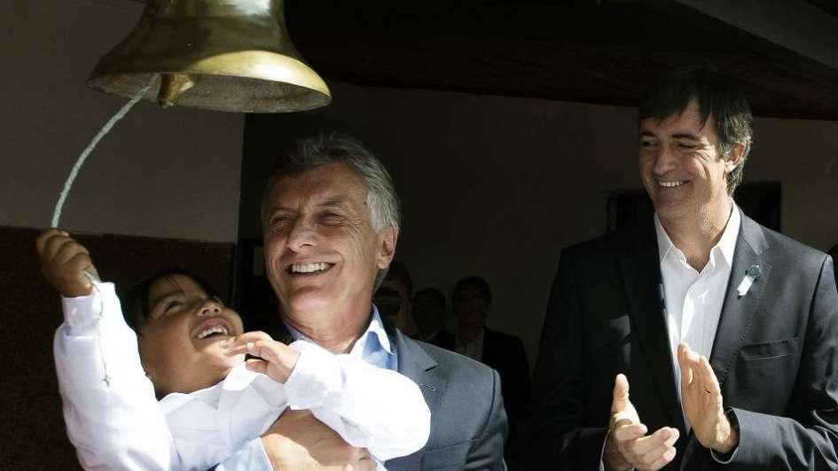 Macri presentará los resultados de la evaluación