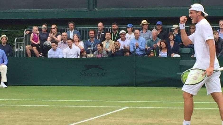 Wimbledon: el argentino Axel Geller dio todo pero perdió en la final de junior