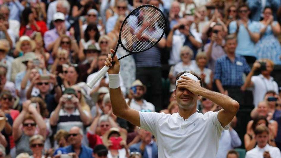 Fed se convirtió en el máximo ganador de Wimbledon con ocho consagraciones