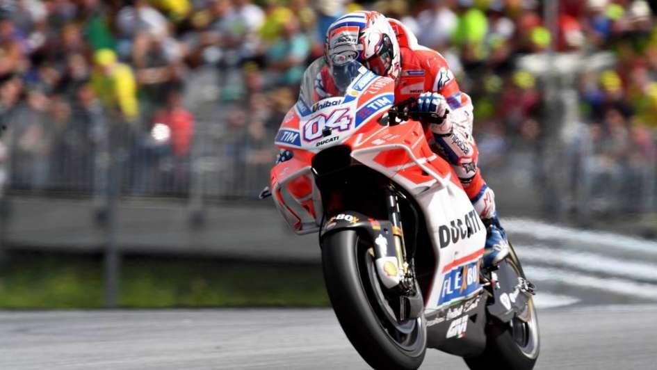 MotoGP: Dovizioso y Márquez protagonistas de un duelo hasta la última curva