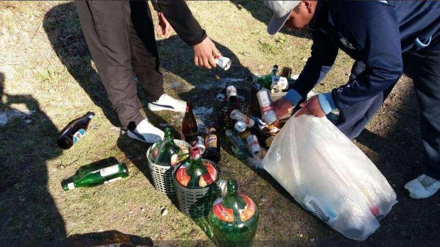 Demoran y requisan a hinchas de Brown de Puerto Madryn en el Sur provincial