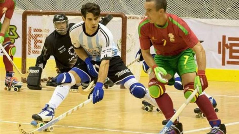 World Roller Games: Argentina se metió en las semifinales de hockey sobre patines