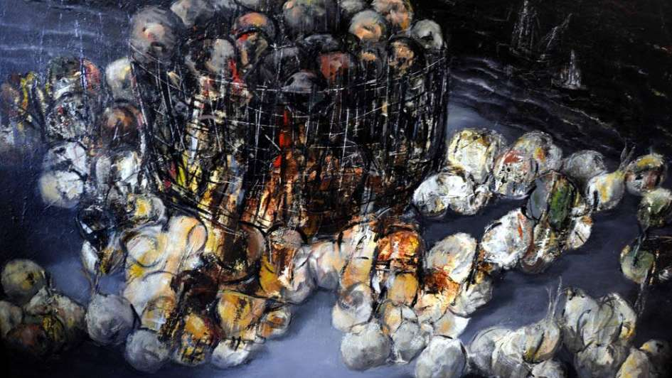 Foto 360: Ángel Gil, artista plástico