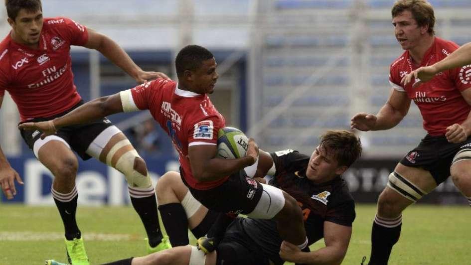 Gran triunfo de los Jaguares ante Lions