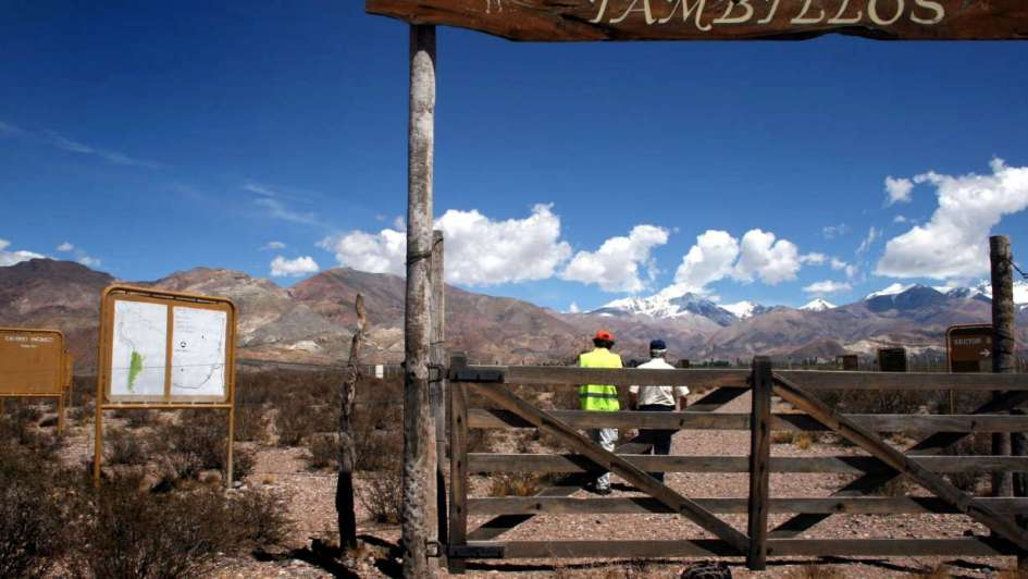Mendoza ingresa al patrimonio mundial