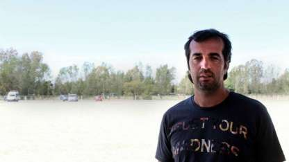 Daniel Garre es el actual presidente de la AASHSC. Apuesta por el crecimiento del deporte en el Sur de Mendoza