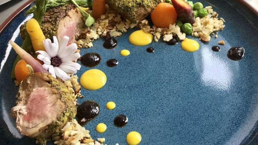 Pistacho, la estrella verde de la cocina