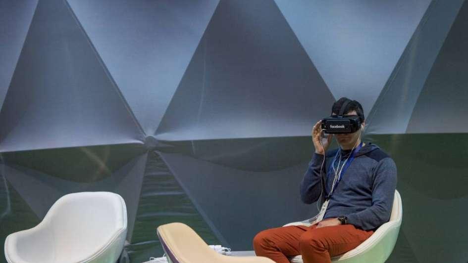 La realidad aumentada es la nueva apuesta deFacebook