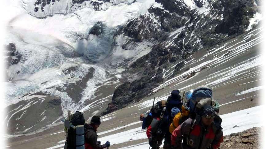 Enseñanzas desde la montaña:  liderar como un guía