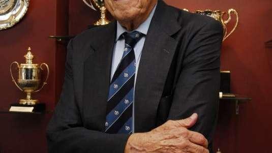 Enrique Morea, un emblema del tenis nacional