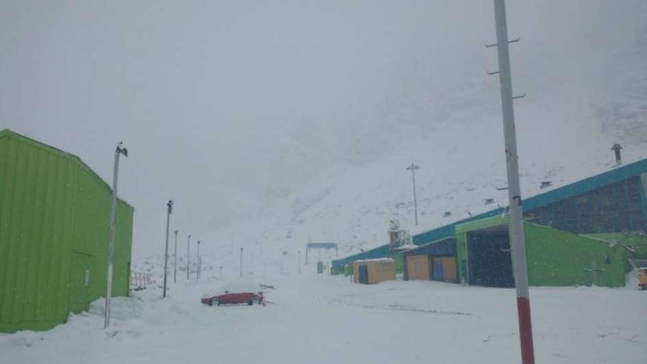El paso Cristo Redentor a Chile sigue abierto
