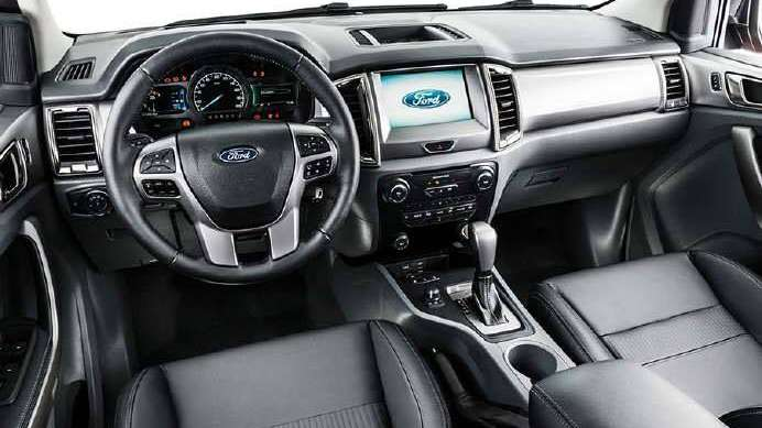 Ford Ranger, invencible en el barro