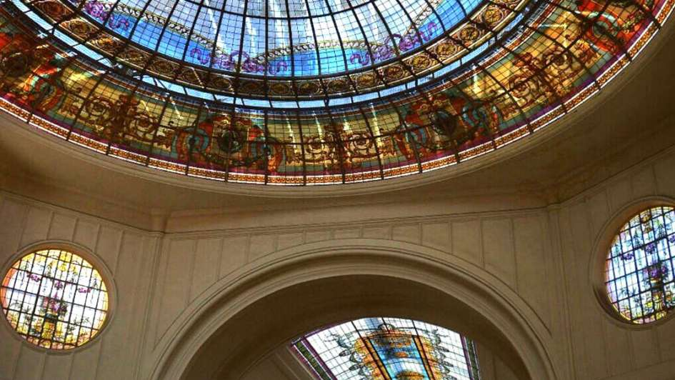 La ciudad forma parte de la ruta del Art Nouveau continental