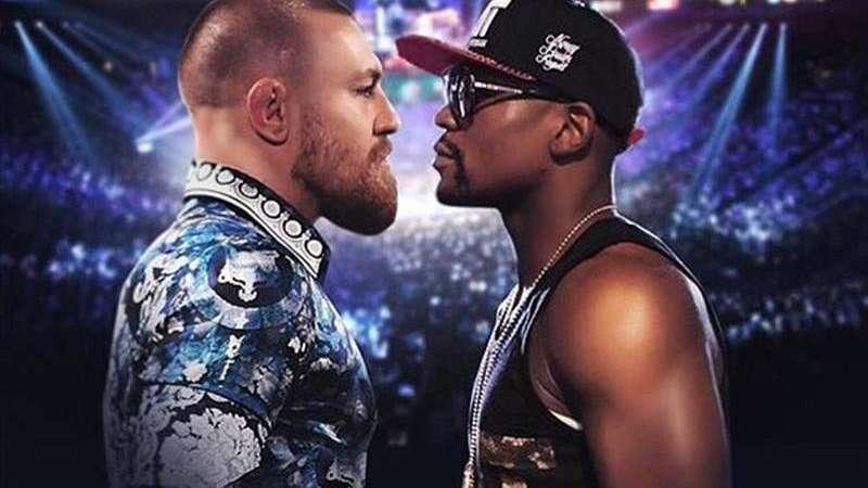 Calculan que costará 100 dólares ver el combate Mayweather Jr. vs McGregor en la TV