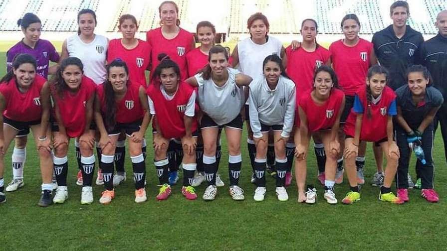 Fútbol Femenino: las chicas inician hoy la temporada 2017