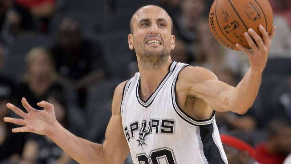 NBA: con poco de Ginóbili, los Spurs cayeron ante los Grizzlies que brillaron en el último cuarto