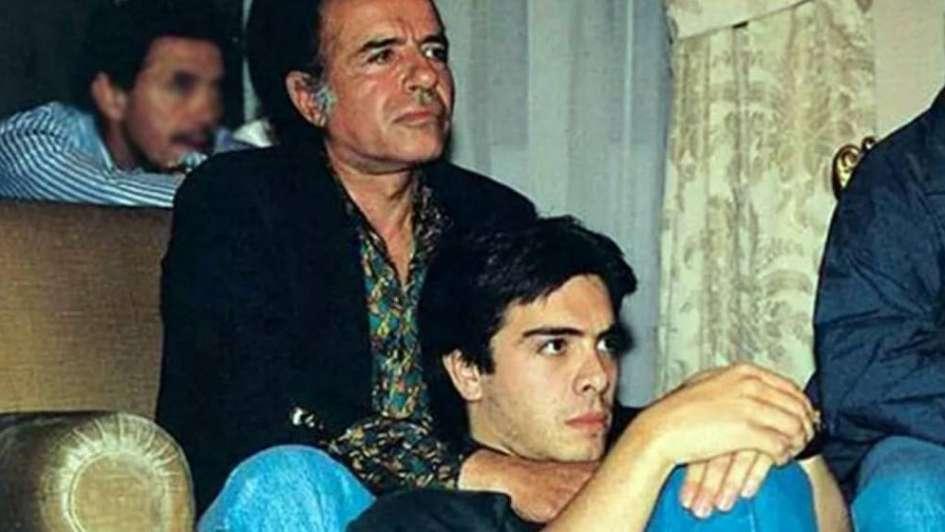 Este miércoles exhumarán los restos Carlos Menem (h)
