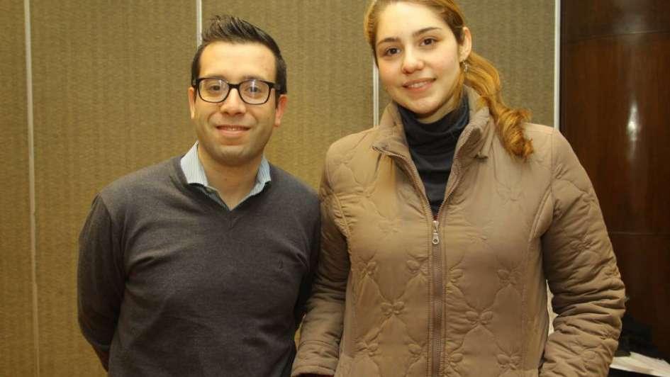 Ricky Sarkany y un encuentro junto a profesionales de Mendoza