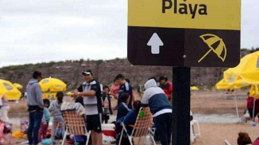 """En el verano, """"Luján Playa"""" llegará a El Carrizal y Potrerillos"""