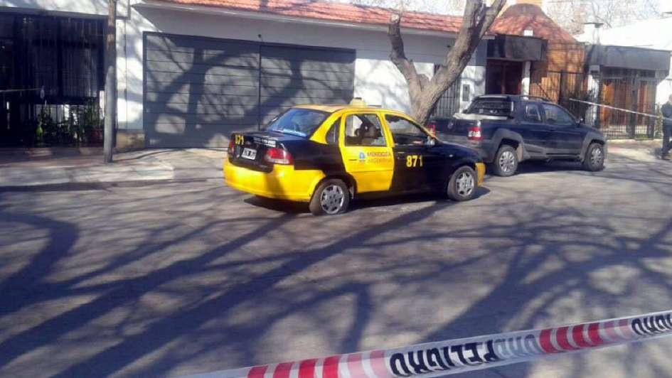 Falleció el taxista que fue baleado en la Cuarta