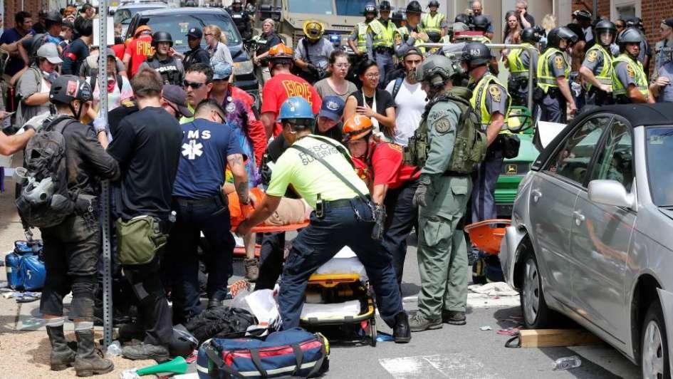 Ascienden a 3 los muertos tras los incidentes en una manifestación en EEUU