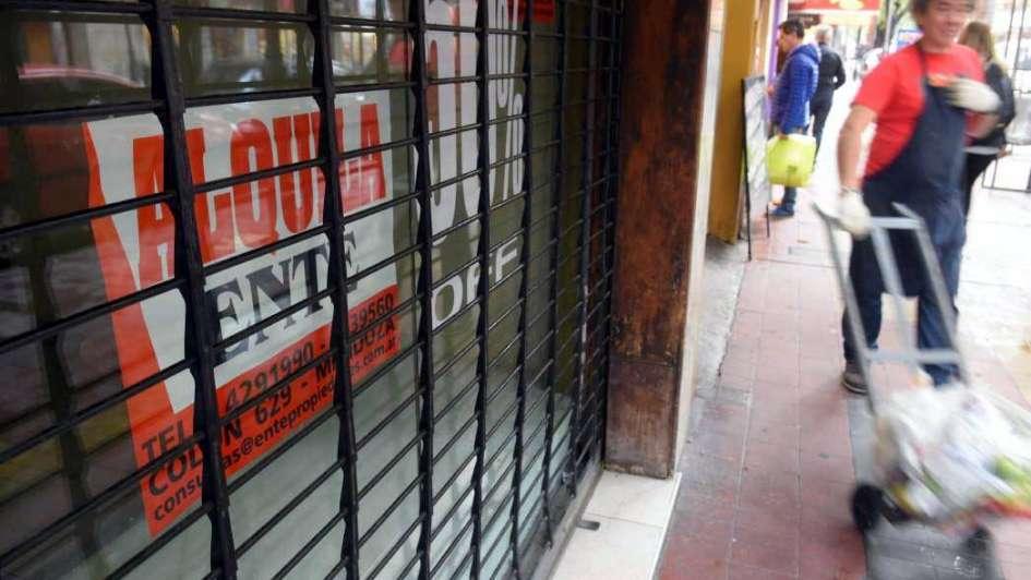 Por menos ventas, alquileres de locales pueden bajar hasta 25%