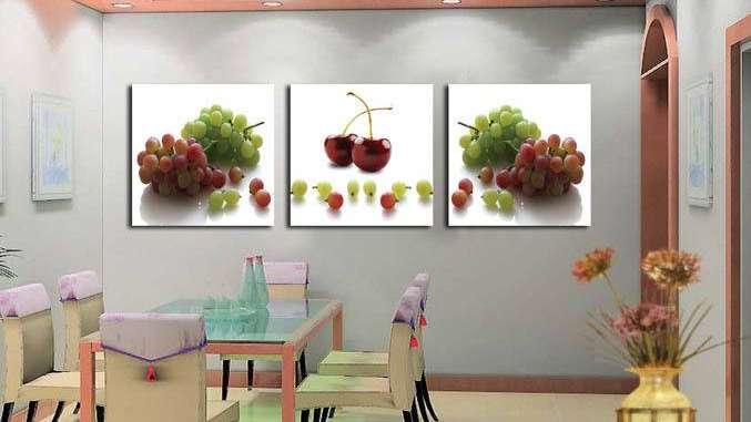 Animate y decorá tu casa con uvas y hojas de parra