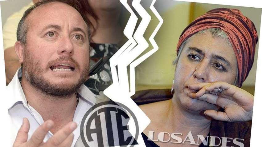La guerra entre Blas y Macho sigue sacudiendo a una ATE en crisis