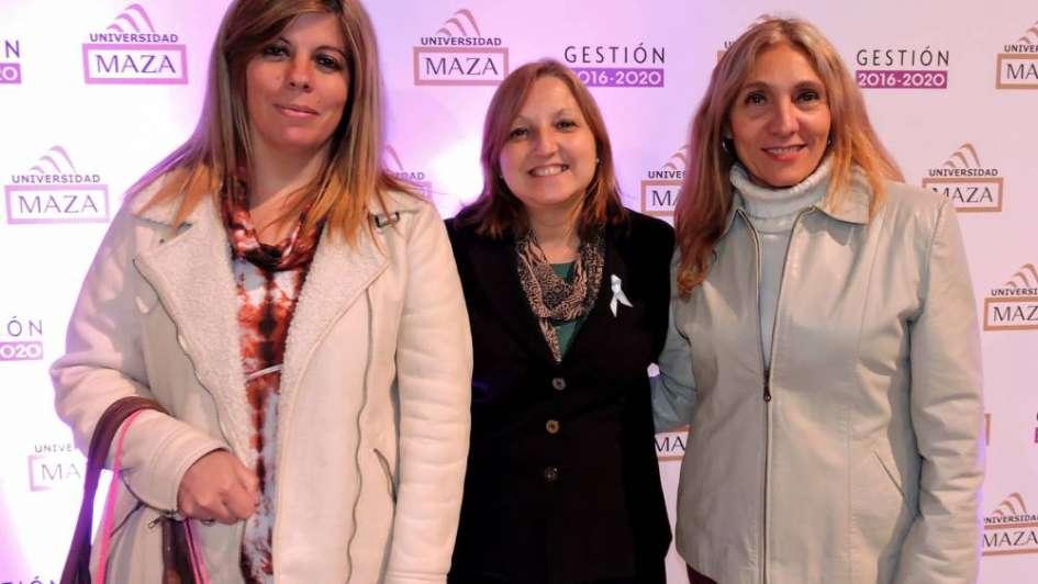 Encuentro de mujeres destacadas