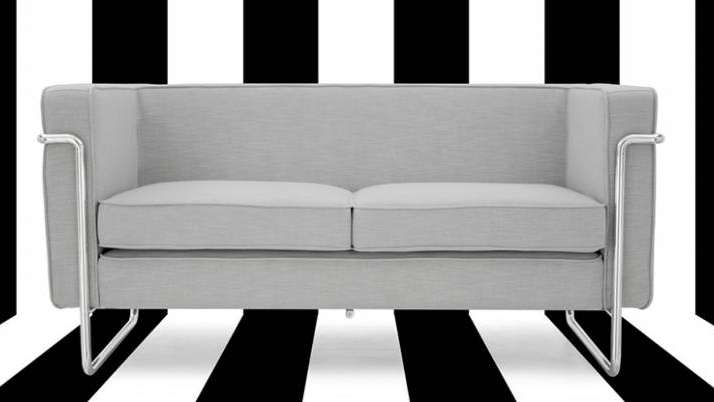 Le corbusier el hombre moderno for Diseno de muebles modernos tapizados
