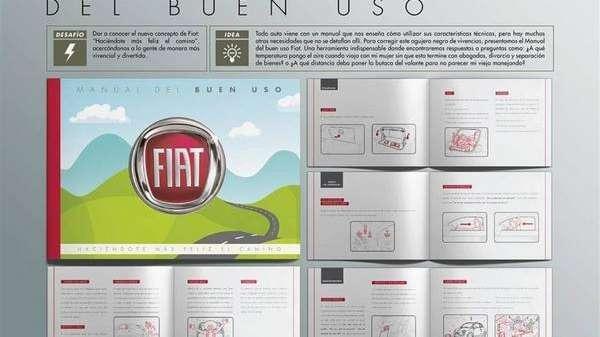 """Fiat tuvo que pedir perdón por su manual de uso después de ser acusado de """"misógino"""""""