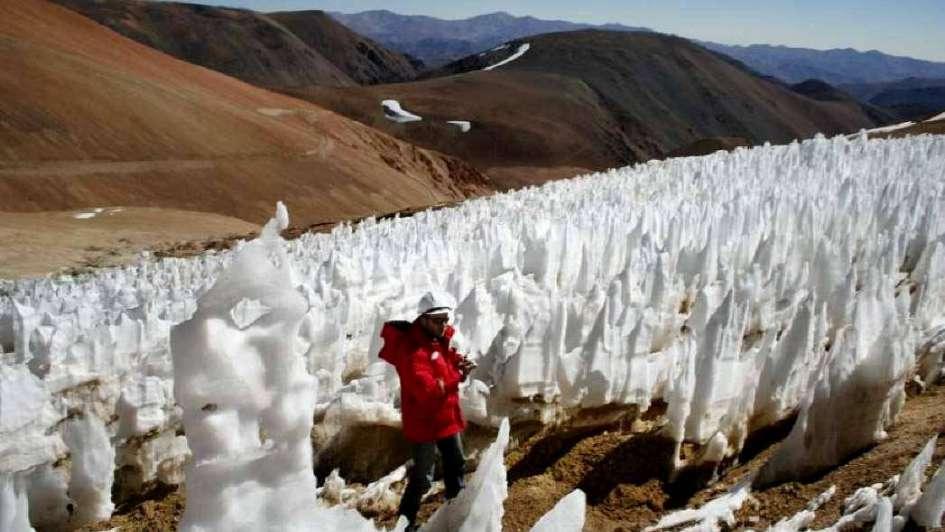 Resultado de imagen para Glaciares san juan