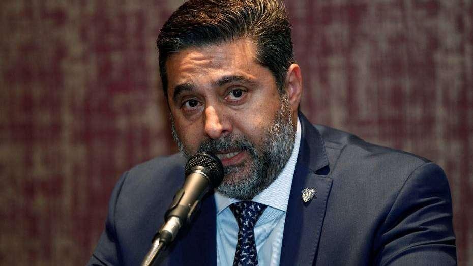 Angelici blanqueó que Tapia pidió que el seleccionado juegue en la Bombonera