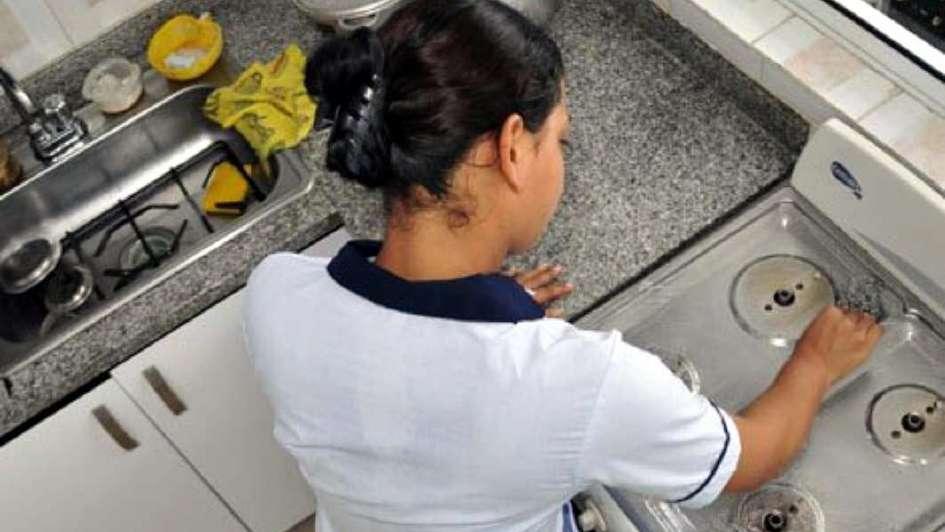 Acuerdan aumento para el personal doméstico a partir de abril