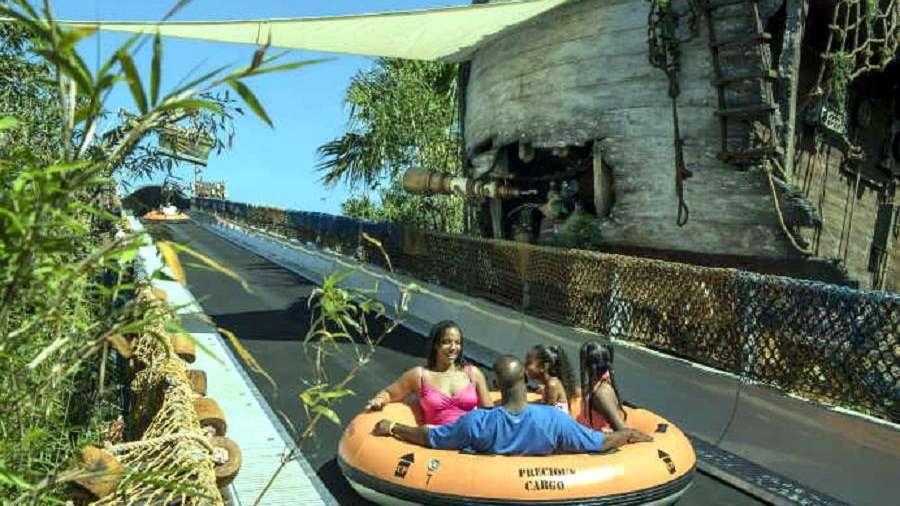Nuevo Parque Acuático en Disney