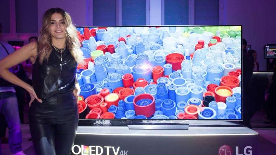 Llegó al país el primer televisor OLED 4K: toda la definición del mundo en 56 pulgadas