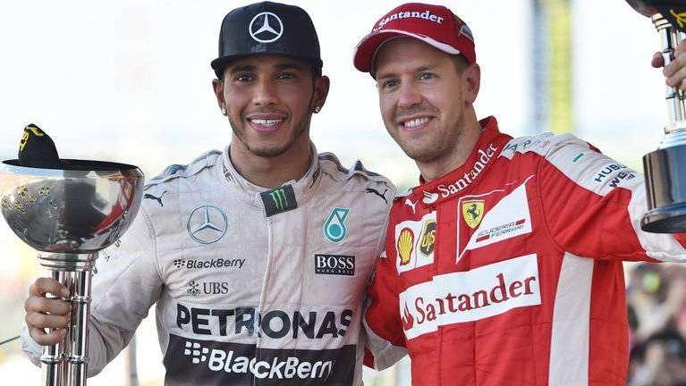 Fórmula 1: Hamilton y Vettel son los grandes candidatos para ganar el GP de Bahréin