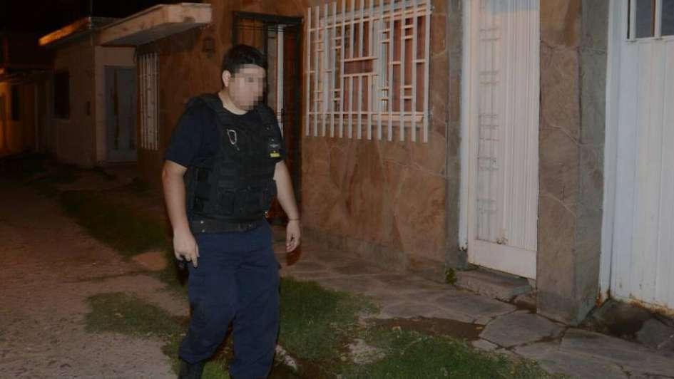El acusado del femicidio en Carrodilla ya había sido denunciado por su propia madre