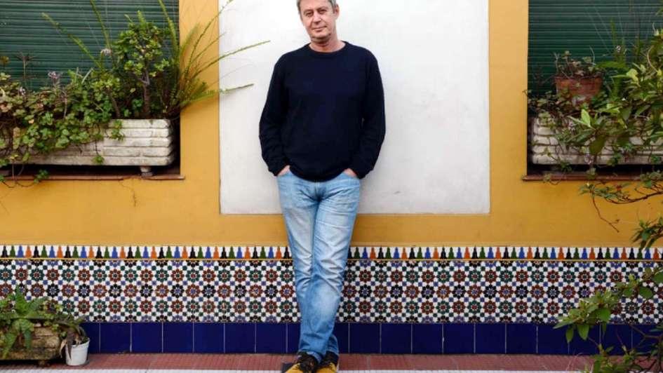 """Federico Jeanmaire: """"Me caen muy bien los chinos a diferencia de muchos de  mis vecinos"""""""