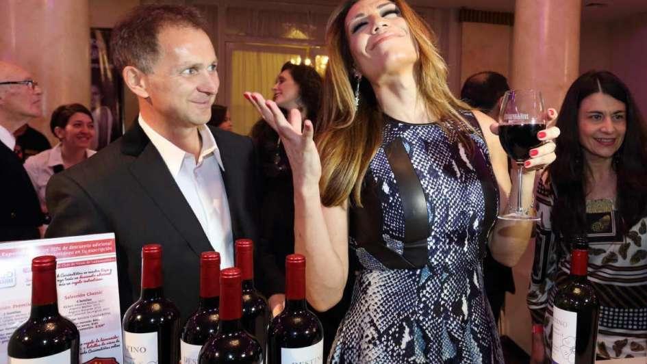 El vino propio, obsesión de famosos