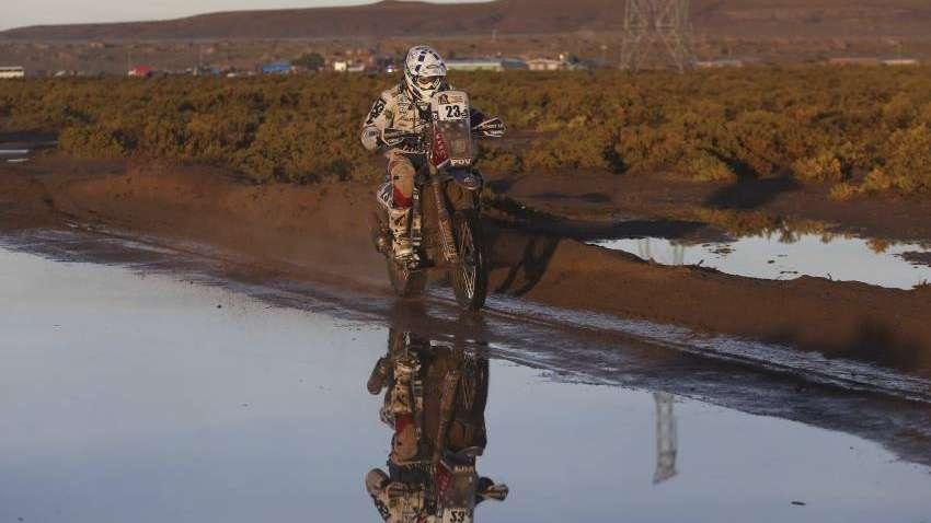 Dakar: se suspendió la novena etapa por un