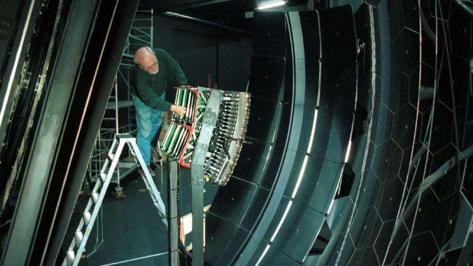 El proyecto Pierre Auger se queda 10 años más
